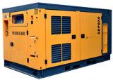 SDF1200Lディーゼルによって運転される固定ねじ空気圧縮機