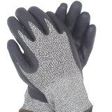 Латексные перчатки из хлопка с покрытием
