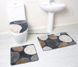 Lavable a máquina alfombras set de baño