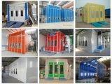 Cabina de aerosol caliente de la cabina de la exportación de Asia (CE aprobado)