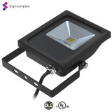 La Chine IP65 Outdoor Bridgelux COB 90W Projecteur à LED homologué UL