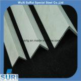 Barra de ángulo del acero inoxidable de AISI 201/304/321/316 de la fábrica