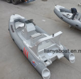 Barca di Hypalon della barca della nervatura di Liya 5.8m 10people Cina da vendere