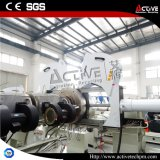 Waste Plastic Film Pelletizing Line with Agglomerator