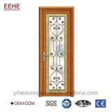 Konzipierte Aluminiumtür-Tafelglas-Tür und Fenster für Büro