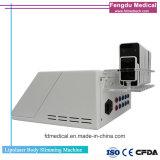 Portable Conturing Lipolaser 650nm corps liposuccion Machines minceur avec la CE