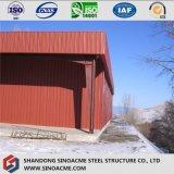 강철 창고 또는 작업장 또는 문맥 프레임 또는 Prefabricated 건물