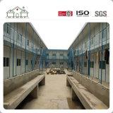 Estrutura de aço Prefab Construção Casa Modular para operário