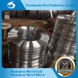 AISI a laminé à froid la bande de l'acier inoxydable 304 avec le fini de 2b/Ba/No. 4/Mirror