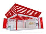 Алюминиевая Выставк-Школа поставляет неподвижный выставочный зал