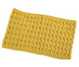 Подогреватель детского питания шеи толстый кашемира считаем Зимние трикотажные петля шарфом Snood (SK132)