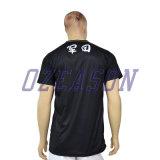 Тенниска печатание промотирования изготовленный на заказ с вашим собственным логосом (T017)