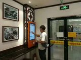 15.6, 17, 19, 22, 27, 32, 37, terminal de service de machine de la commande 43inch utilisé pour le kiosque d'écran tactile LCD de repas de grande quantité de commande