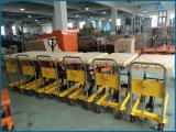 Equipamento carreg do material do armazém da venda da fábrica de China hidráulico