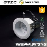 outil léger de déplacement d'ampoule de l'ÉPI DEL vers le bas Dali SMD Downlight DEL 18W Downlight de prix bas de 06sg 5W
