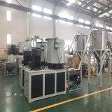 El polvo de resina de PVC plástico Turbor máquina mezcladora para la extrusión