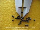 Sfera stridente di ceramica del carburo di silicone del nero di resistenza all'usura