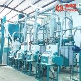 Fresadora del trigo de la máquina del molino harinero de trigo de la pequeña escala 5-30tpd