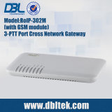 Radio Cross-Network DBL VoIP Gateway (RoIP-302M)
