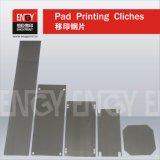 Placa de impressão gravada de Flexo do aço de carbono finamente para a máquina de impressão