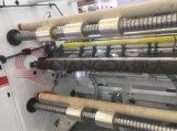 Automatisches anhaftendes Papier, BOPP, CPP, Haustier, PET aufschlitzende Maschinen-Slitter