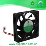 50*50*10mm DC ventilador de refrigeração, 2017 Ventilador de plástico fabricada na China