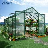 Mini Invernadero del patio trasero invernadero invernaderos de policarbonato Comercial de efecto invernadero
