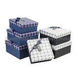 Emballage en carton de papier de luxe personnalisé à l'emballage boîte cadeau