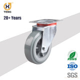ヨーロッパ様式6インチPAの足車の車輪