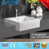Projeto de Design quente Semi-Counter pias para banheiro BC-7505