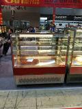 좋은 품질 상업적인 세륨 LED 가벼운 상업적인 전시 케이크 냉장고 진열장