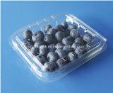Коробка пластичный упаковывать голубики Punnet 4.4 Oz пластичная Frut