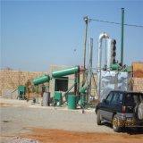 Chongqing de reciclaje de aceite crudo de petróleo diesel máquina