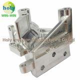 専門家によって機械で造られる精密CNCの機械装置のチタニウムの部品