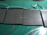 Cartelera del LED que recorre, muestra de la visualización de LED del morral