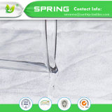 유아 대나무 섬유 방수 변화 패드 자연적인 유기 면 침대용 깔개
