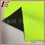 Collage de PU 20d nylon Tissu Stretch collées avec le tissu de polyester