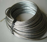 S 304 7*7 Stainless Steel Wire Rope