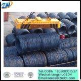 Electroimán de elevación MW19-30072L/1 para manejar la bobina de Rod de alambre