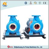 Pompa chimica anticorrosiva orizzontale centrifuga dell'acciaio inossidabile