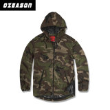 Полиэфир Camo сублимации людей способа напольный резвится куртка Tracksuit (TJ025)