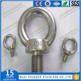 Écrou de boulon d'oeil de l'acier inoxydable SS304 SS316 (DIN580)