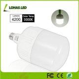 Handelsbirne 2017 der Leistungs-40W LED umbau-Glühlampe-des Tageslicht-5000K T120 E26 LED