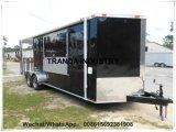 Furgoni mobili del veicolo della cucina del camion dell'alimento di approvvigionamento di alta qualità