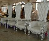 Le roi président roi trône coiffure chaise avec une haute qualité (M-X3111)
