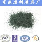 Prezzo nero/verde della fabbrica di fabbricazione di silicone del carburo di /Sic per materiale abrasivo
