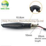 CNC van de Diensten van de Vervaardiging van de Douane van nieuwe Producten Delen voor het Licht van de Indicator van de Motorfiets