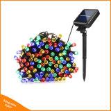 LED 옥외 요전같은 휴일 훈장 점화를 위한 태양 크리스마스 끈 빛