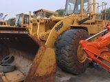 使用された猫980fの車輪のローダーの幼虫980fのローダー