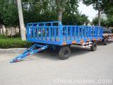 Reboque de serviço público da caixa da exploração agrícola de ATV/reboque da descarga para a venda